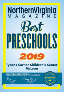 Northern Virginia Magazine Best Preschools 2019 McLean
