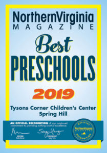 Northern Virginia Magazine Best Preschools 2019 Springhill