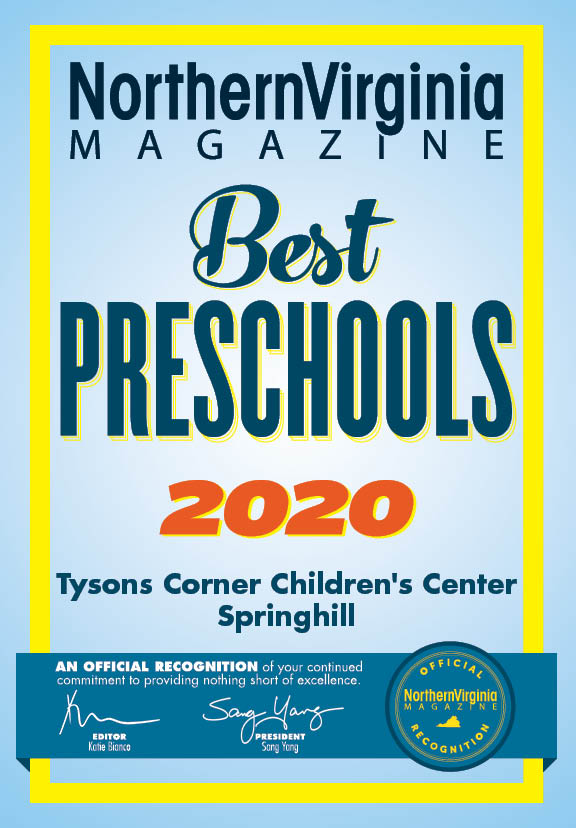 Northern Virginia Magazine Best Preschools 2020 Springhill
